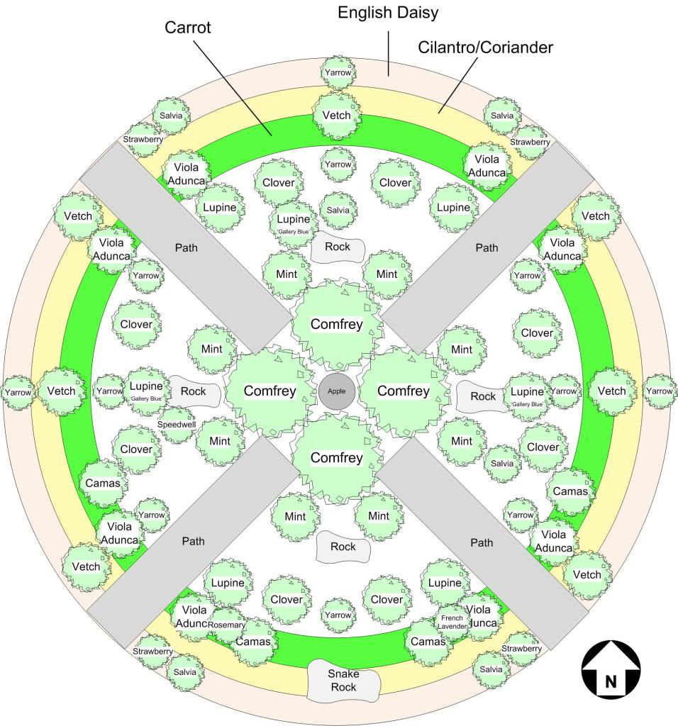 Permaculture on Permaculture Orchard Layout Plans