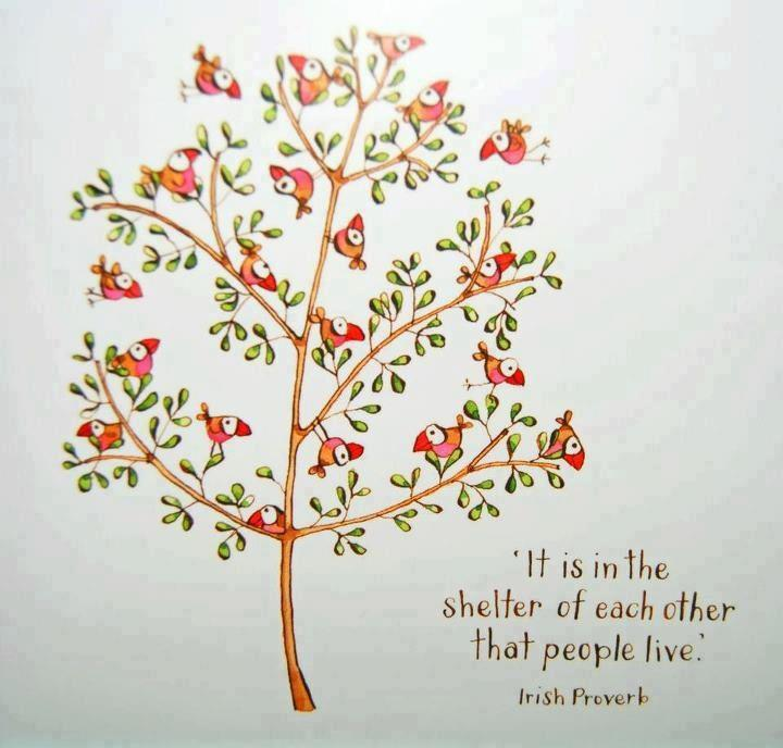 it is in the shelter of each other that people live The heart of nashua with joan stylianos it is in the shelter of each other where people live it is in the shelter of each other that the people live.